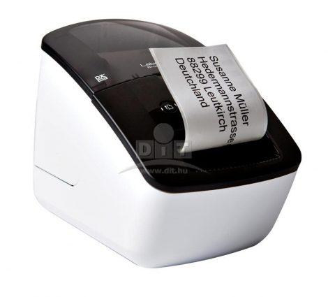 Brother QL-700 etikett- és címkenyomtató