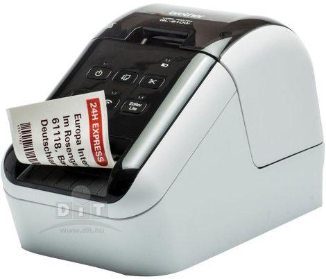 Brother QL-810W etikett és címkenyomtató