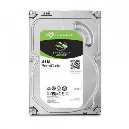 "Seagate BarraCuda HDD, 3.5"" 2TB, SATA3, 7200rpm 256MB"