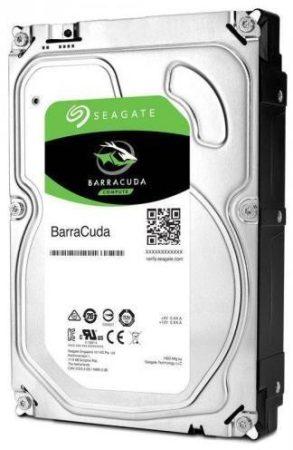 "Seagate BarraCuda HDD, 3.5"" 4TB, SATA3, 5400rpm 256MB"