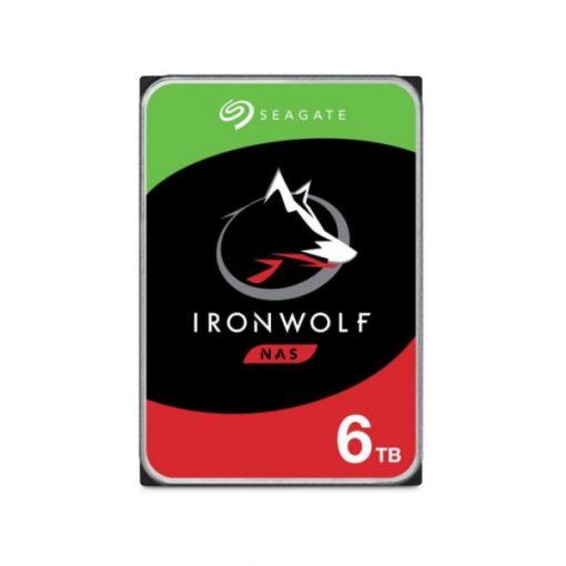"Seagate IronWolf  HDD, 3.5"" 6TB, SATA3, 5400rpm 256MB, NAS"