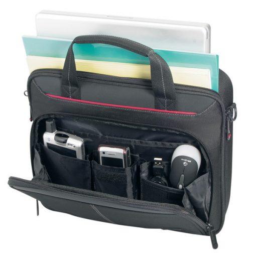 """Targus Classic fekete gyöngyvászon notebook táska - 15""""/16"""""""