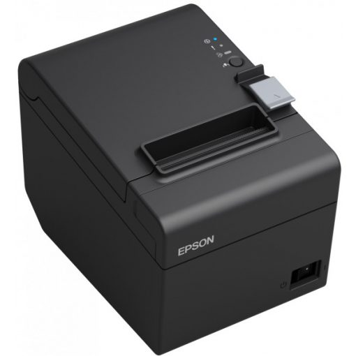 Epson TM-T20III blokknyomtató, vágó, LAN, fekete