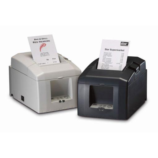 Star TSP650-II nyomtató, soros, vágó, grafit.  A tápegységet (PS60A) külön kell
