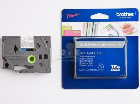 Brother P-touch TZe-MQL35 szalagkazetta