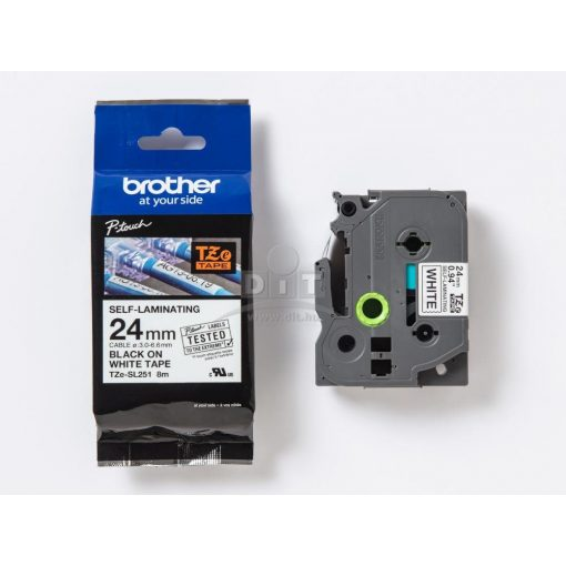 Brother P-touch TZe-SL251 szalagkazetta