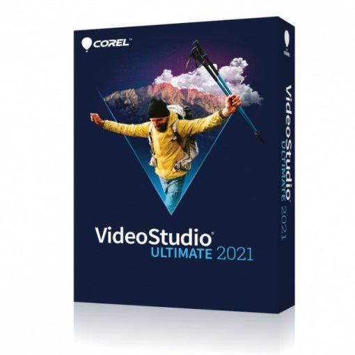 VideoStudio 2021 Ultimate ML EU