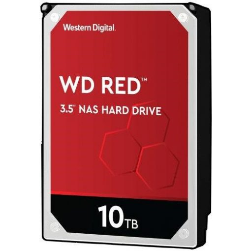 "Western Digital 3,5"" Red PLUS 10TB, SATA3, 256MB winchester WD101EFAX"