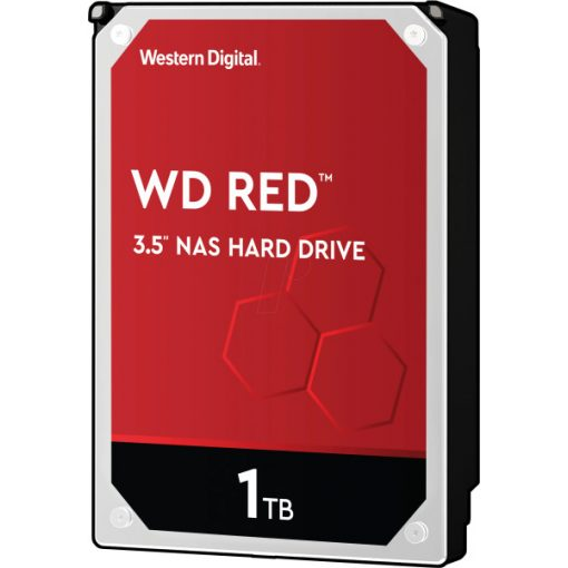 "Western Digital 3,5"" Red PLUS 1TB, SATA3, 64MB winchester WD10EFRX"