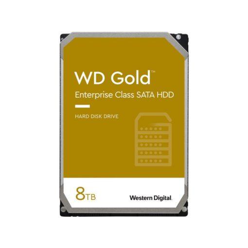 "Western Digital 8TB WD 3.5"" Gold SATAIII winchester (WD8004FRYZ)"