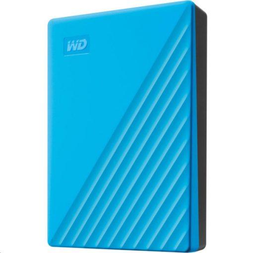 "Western Digital 4TB 2,5"" My Passport USB3.2 Blue"