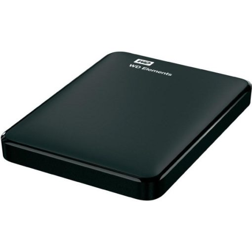 "WD Elements Portable 2TB 2.5"" 5400rpm 8MB USB 3.0 Fekete"