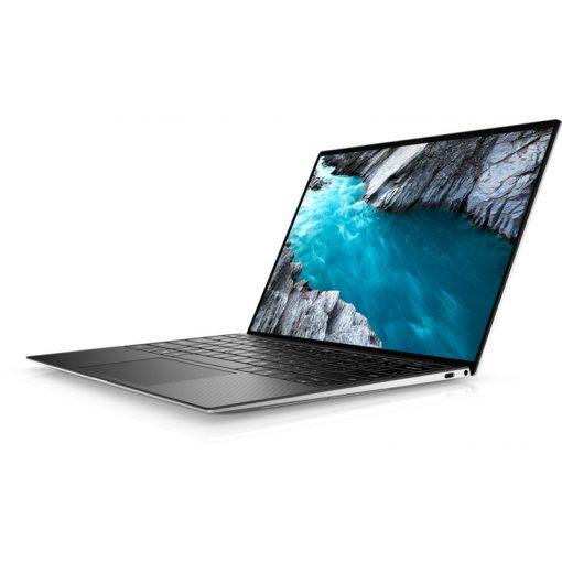 Dell XPS 13 Silver ultrabook FHD+ W10H Ci7-1185G7 16GB 1TB IrisXE